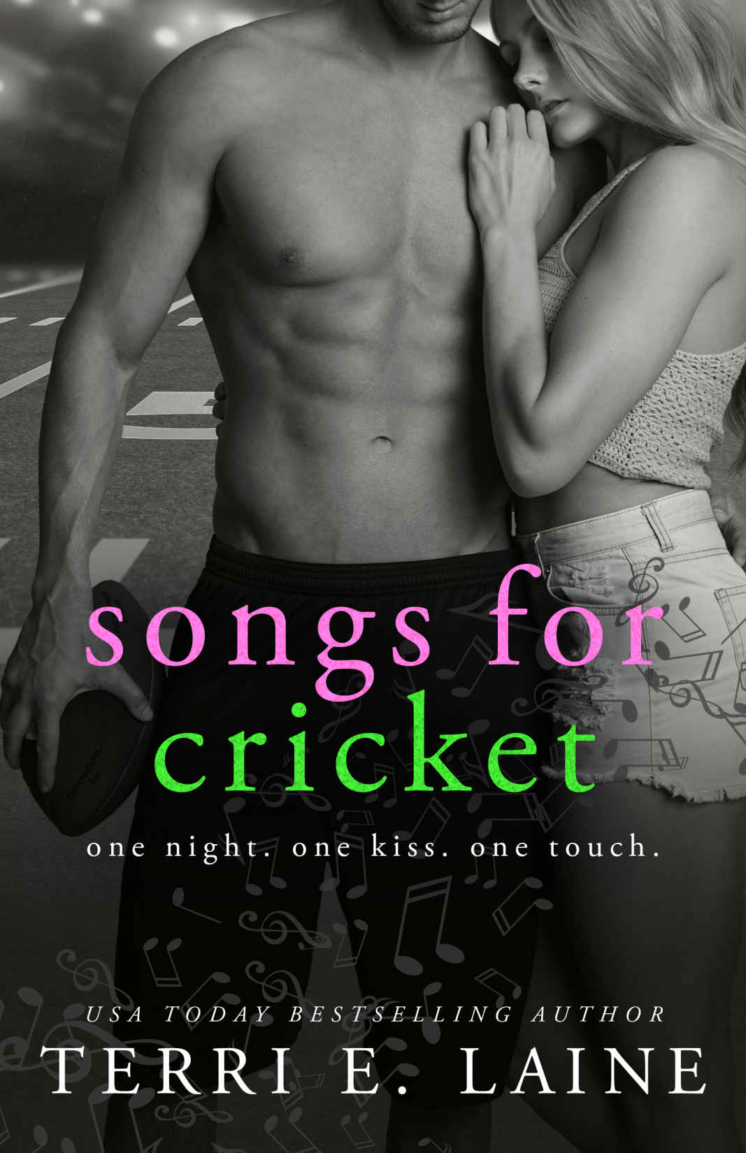 Songs for Cricket - By Terri E. Laine