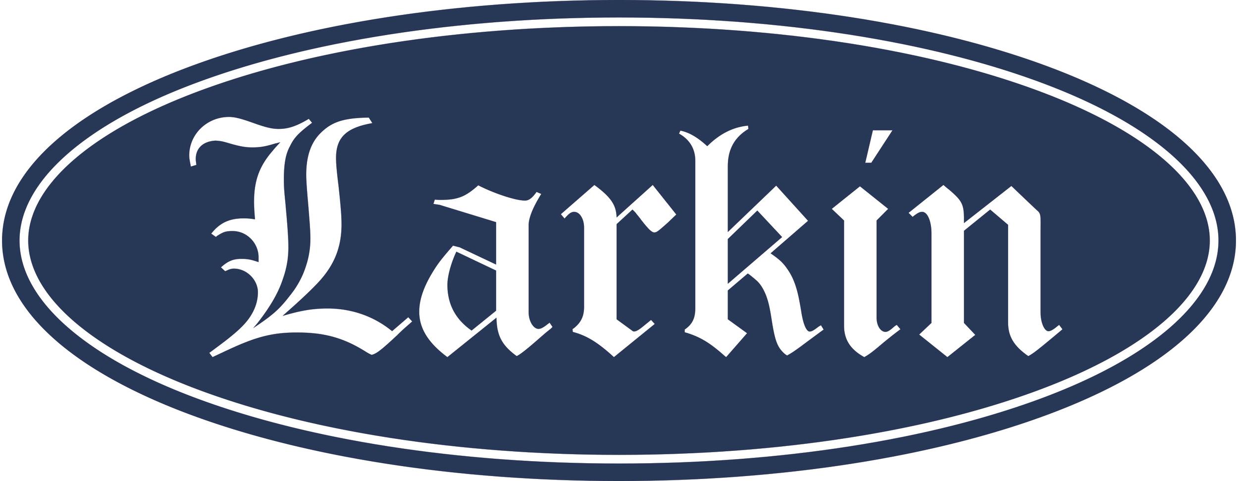 Gold - Larkin logo.png