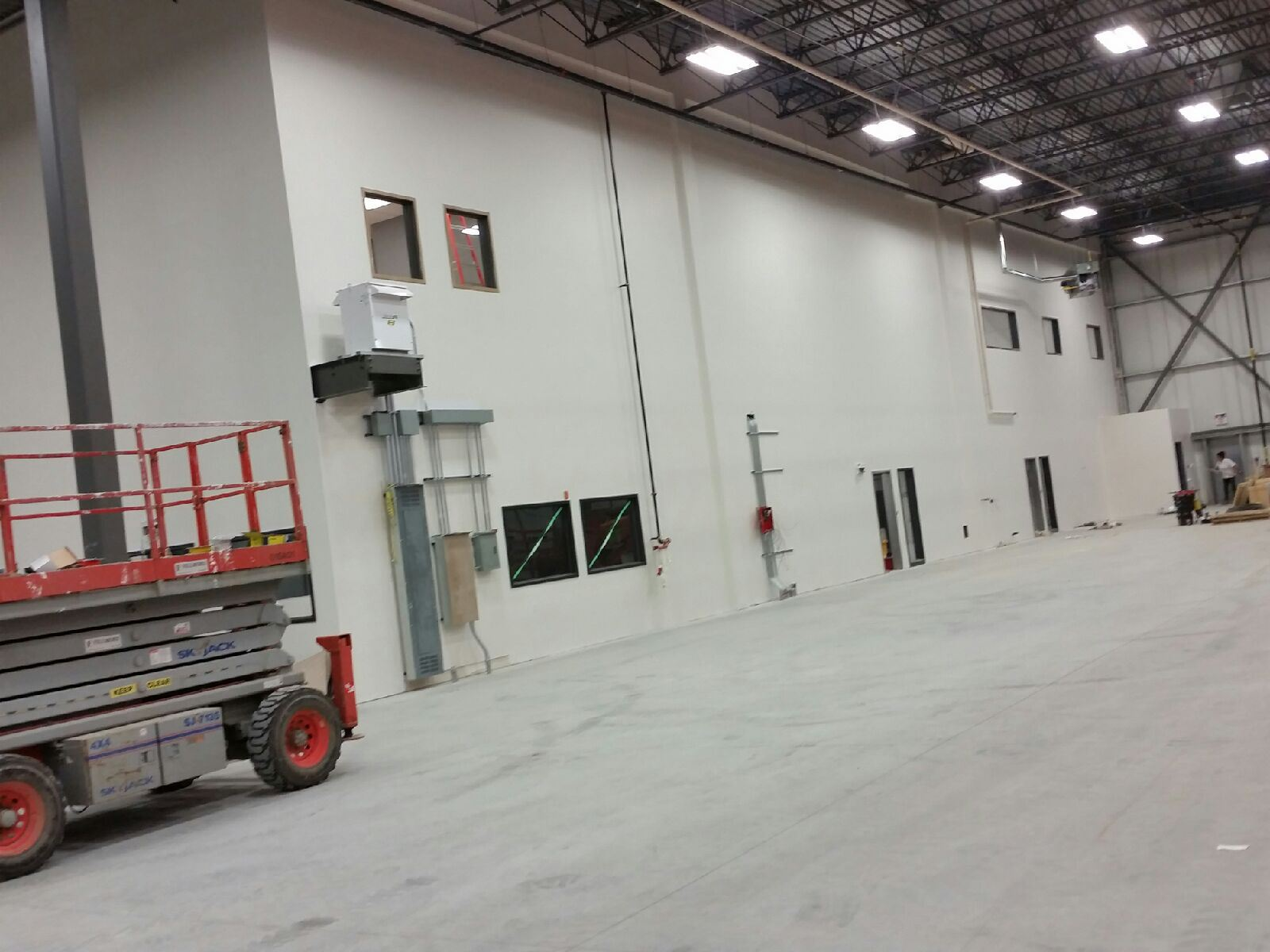 Shop/ Warehouse Painting