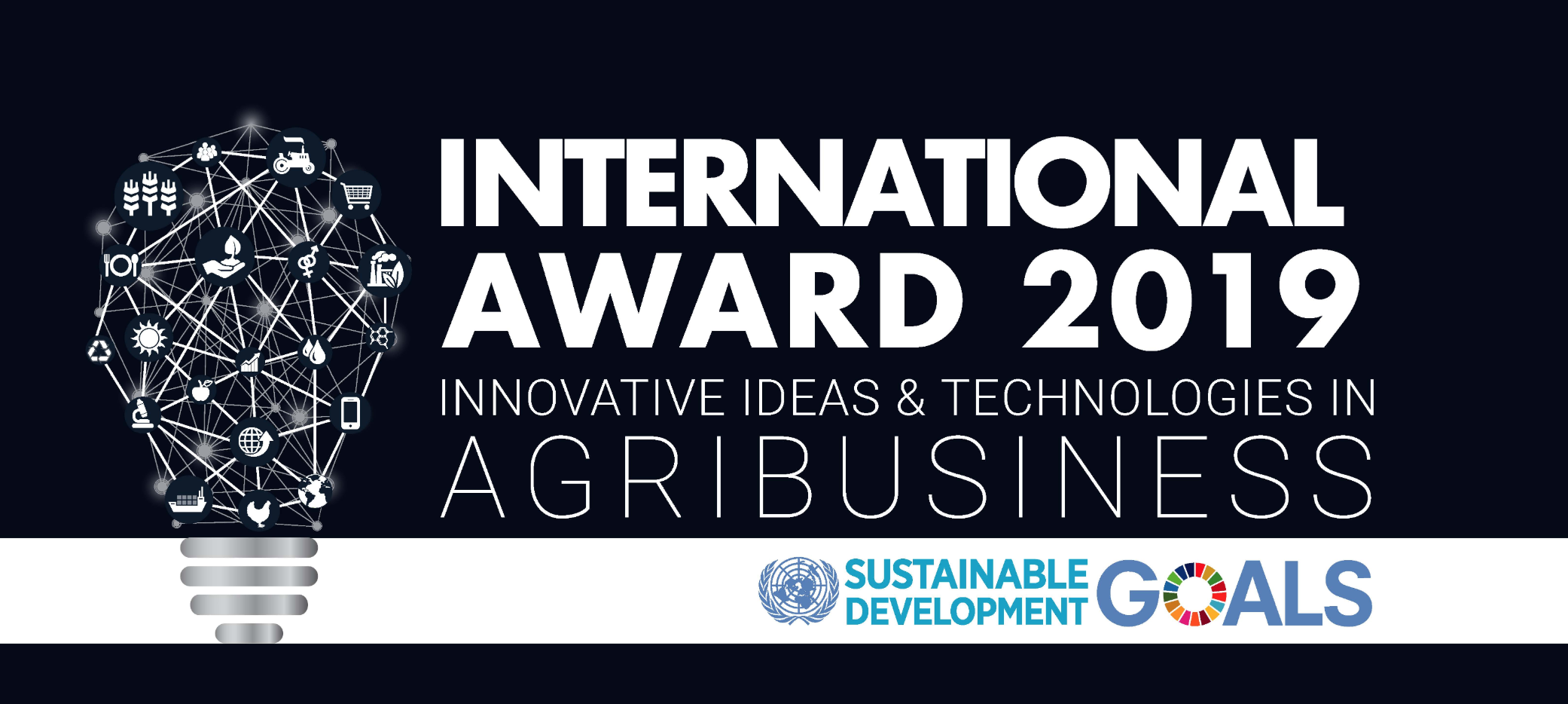 INNOVATIVE IDEAS & TECHNOLOGIES IN AGRIBUSINESS - United Nations, Industrial Development OrganizationJudge, 2019