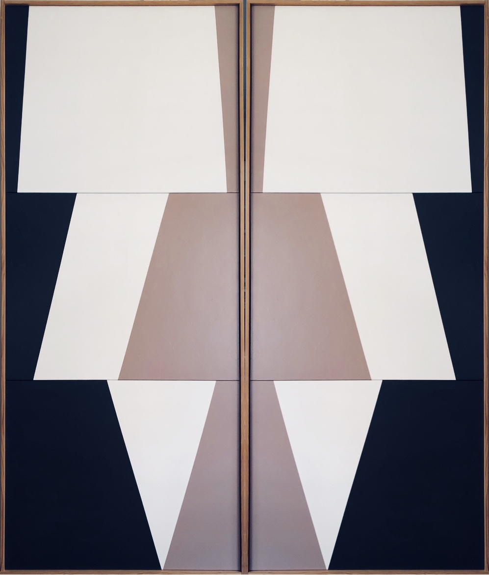 Double Jagged Triptychs JET0610 - Image 1.JPG