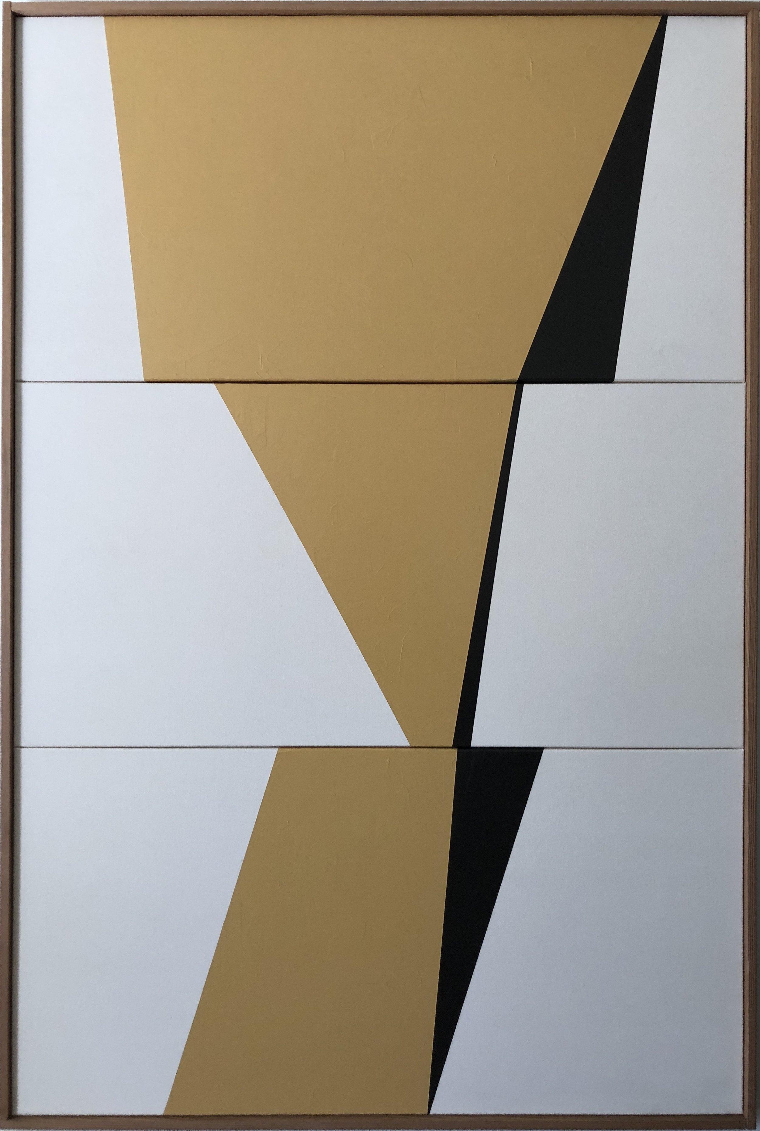 Beige Formation Triptych JET0591 - Image 1.JPG