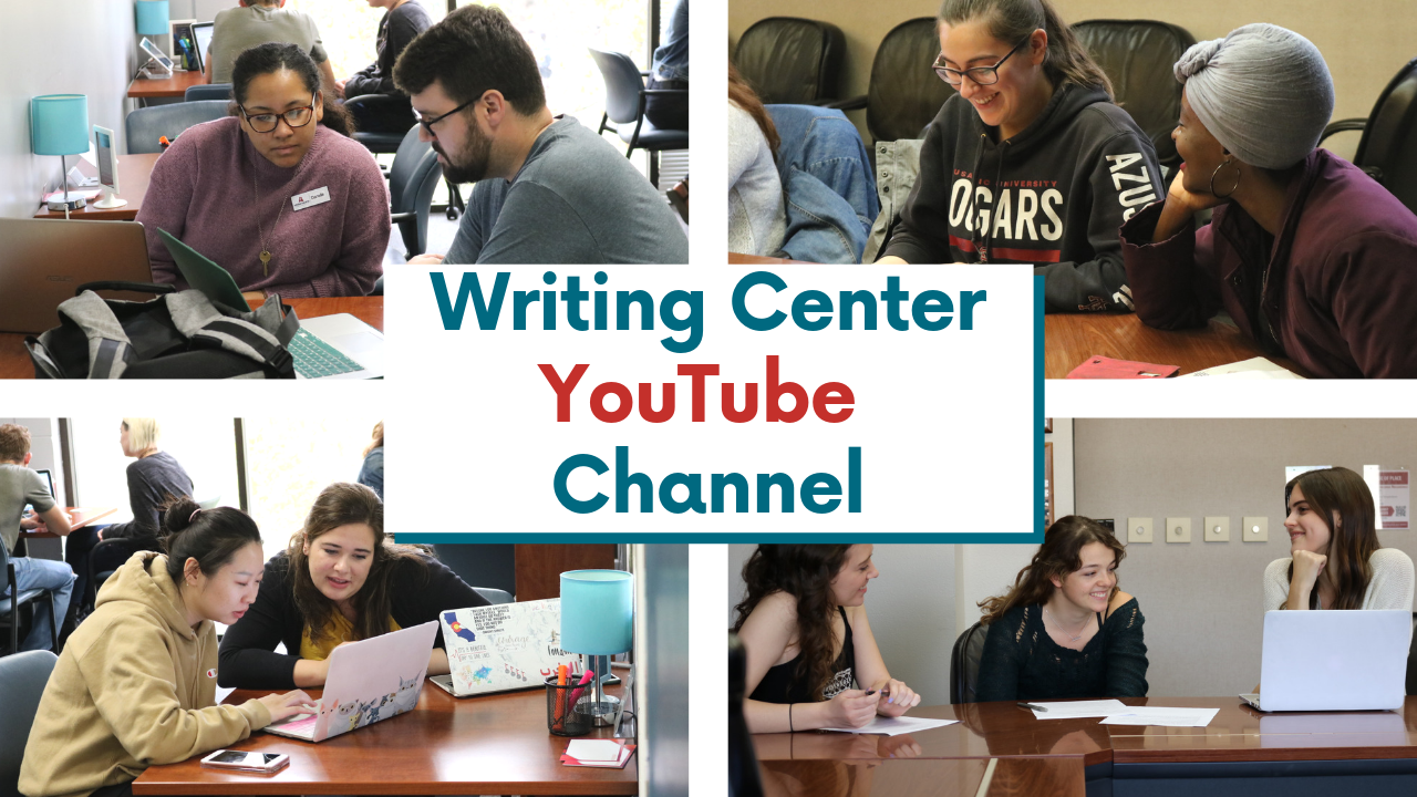 Writing Center YouTube Channel.png