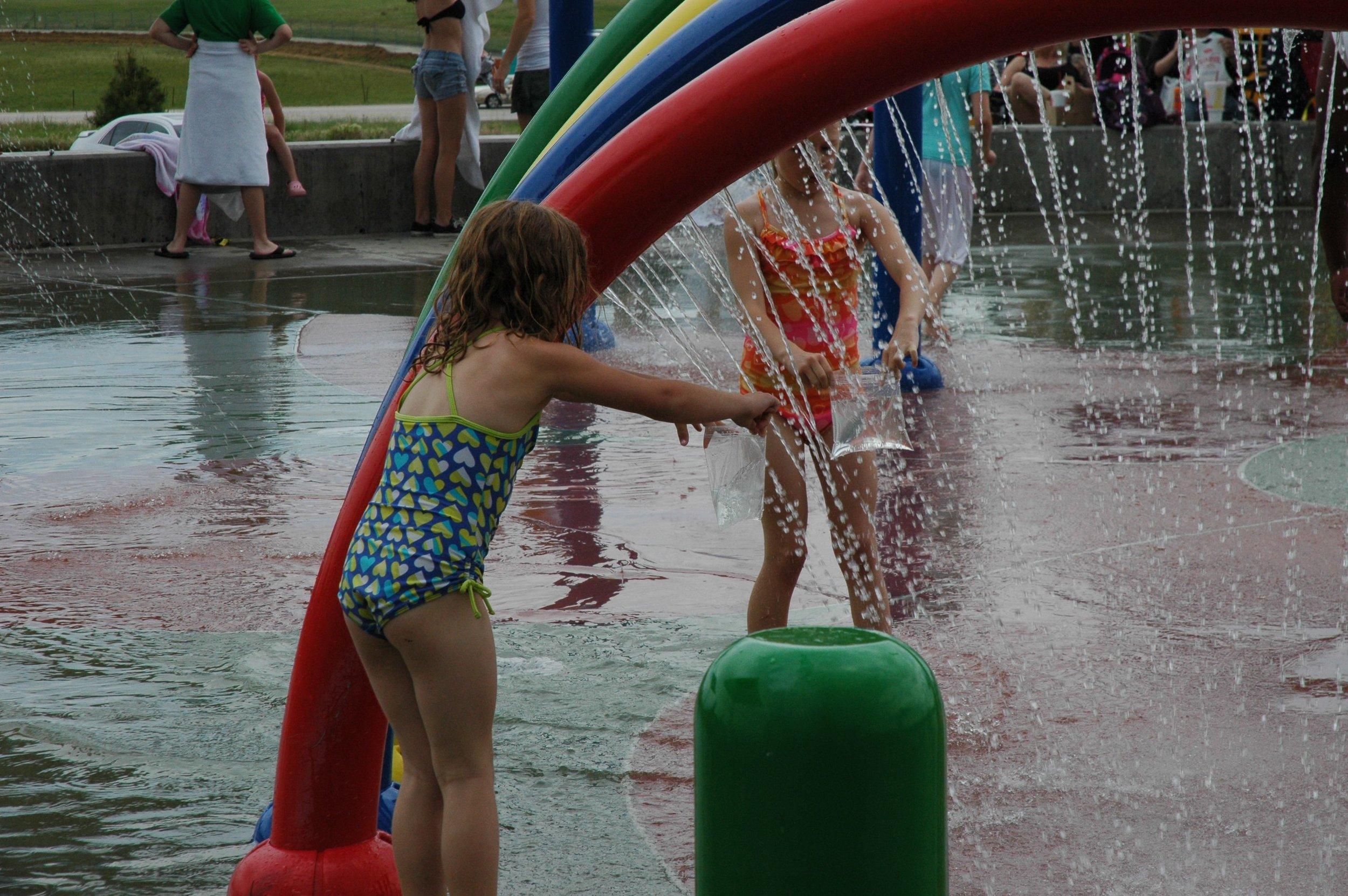 splash girls baggies