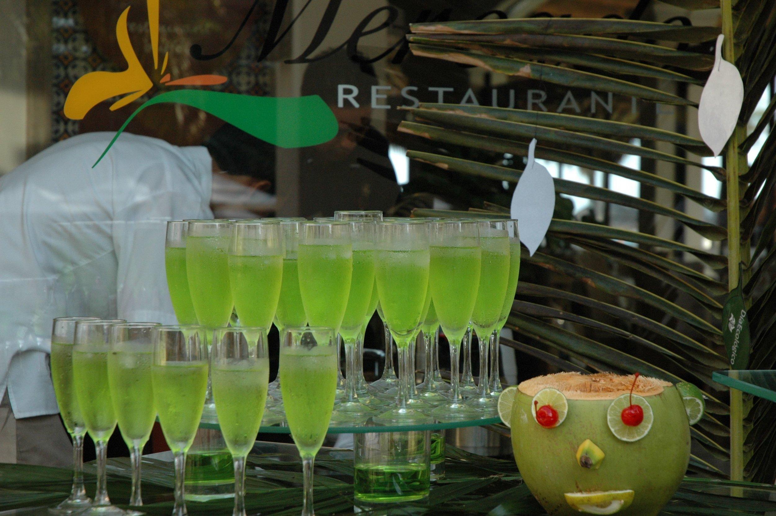 bm green drinks