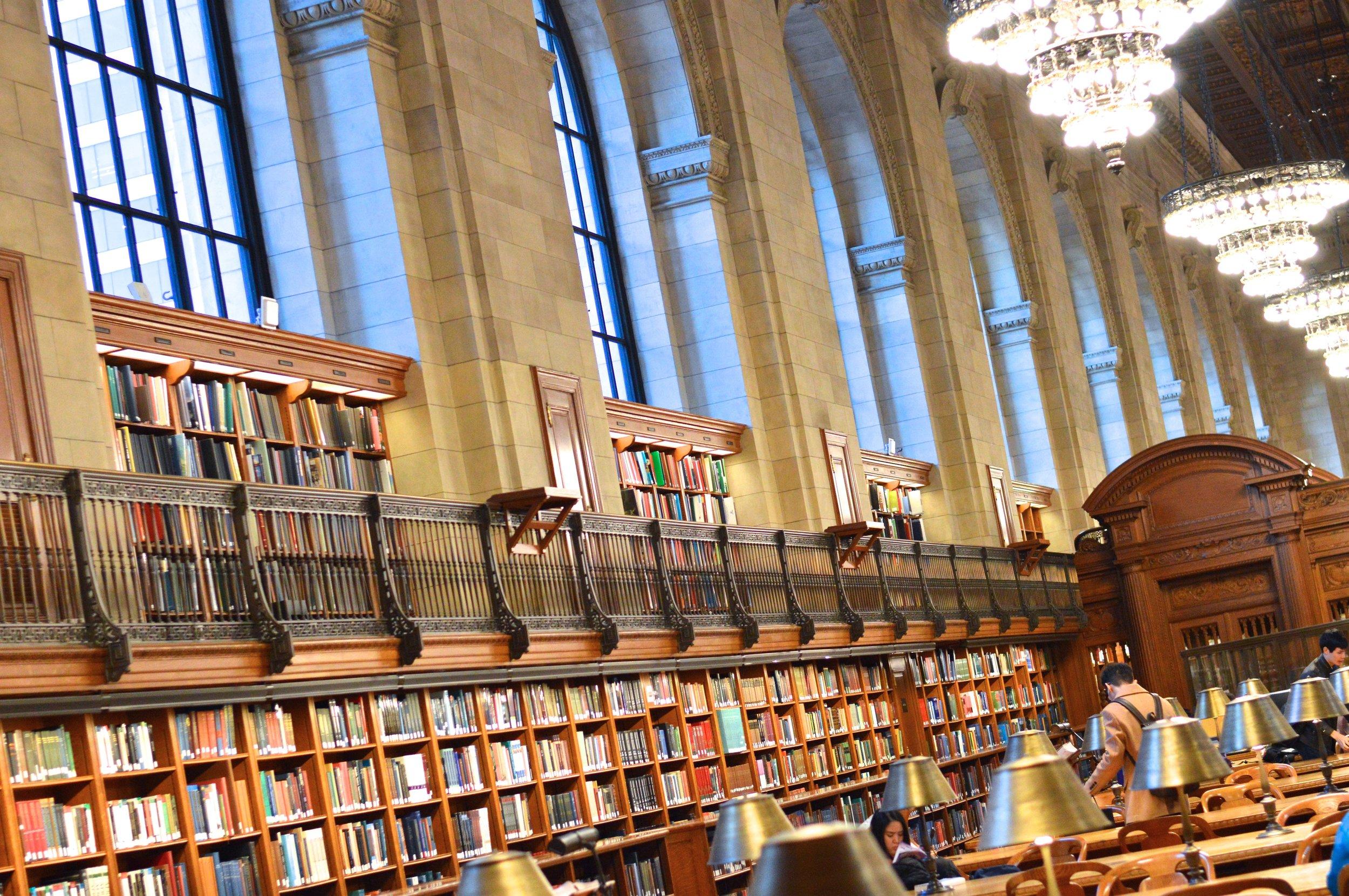 Bryant Park New York Public Library 19.jpg
