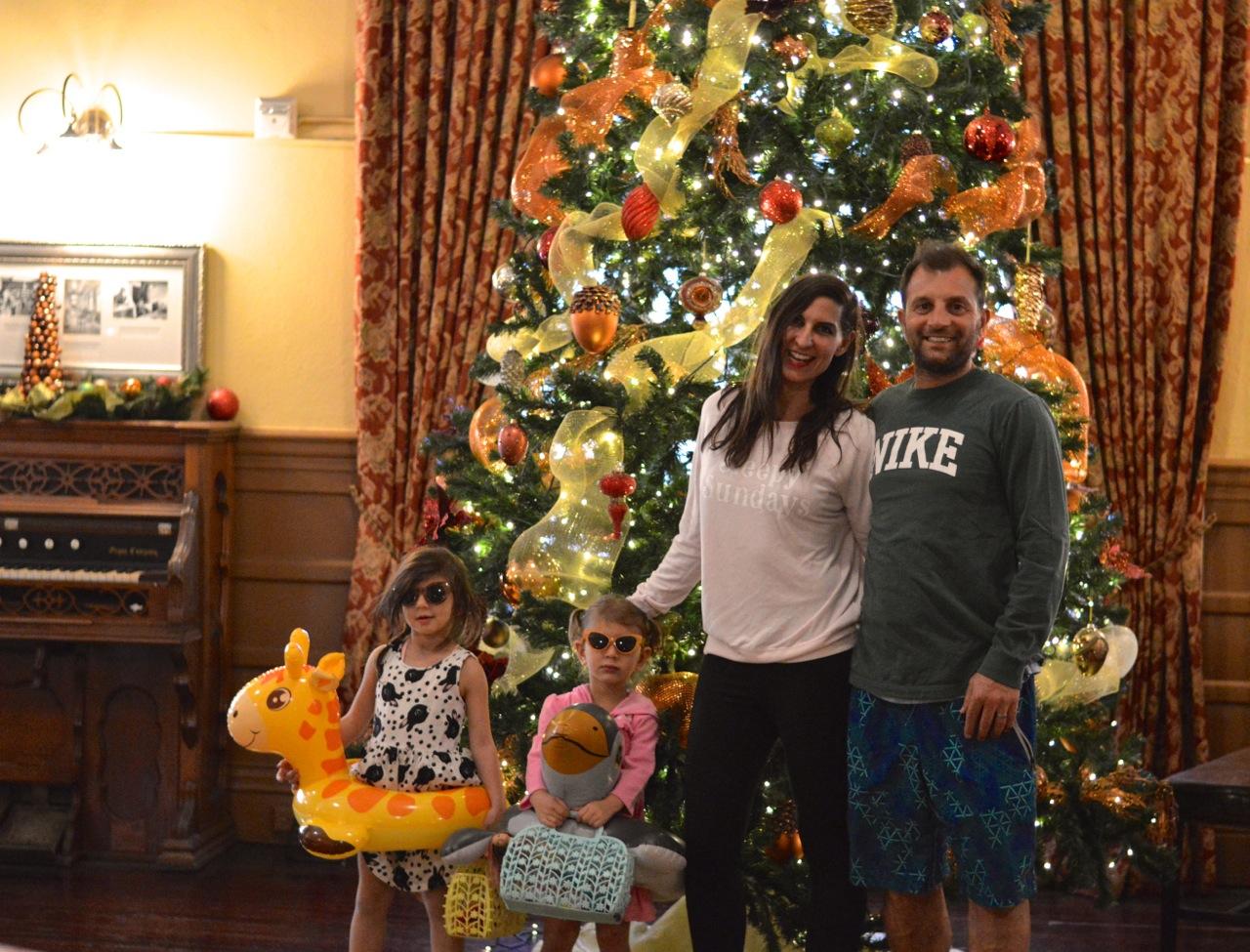 Colorado Hotel Glenwood Springs at Christmastime 1.jpg