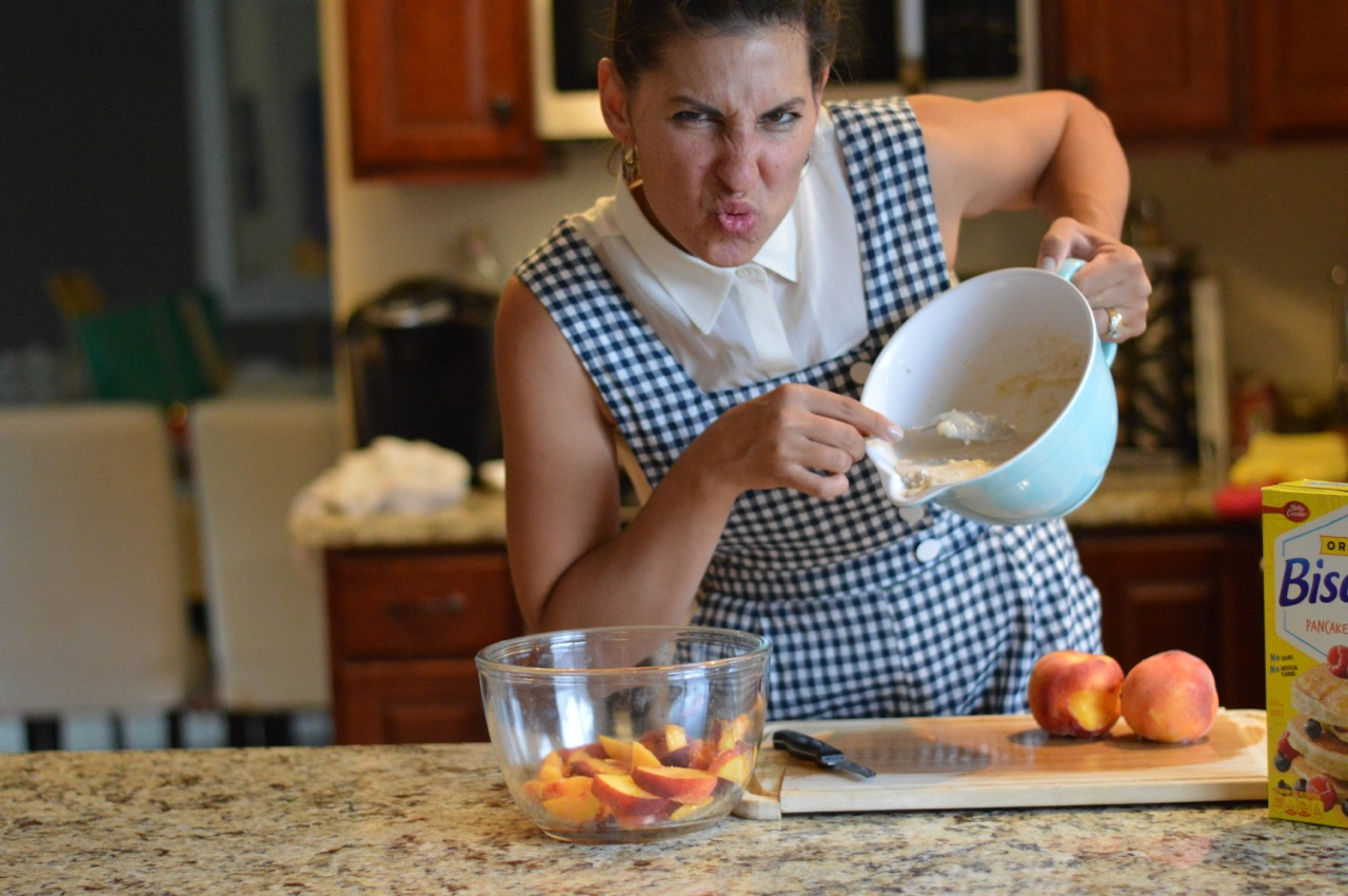 Peach Palisade Cobbler Bisquick Recipe Made with Girls July 2018 46.jpg