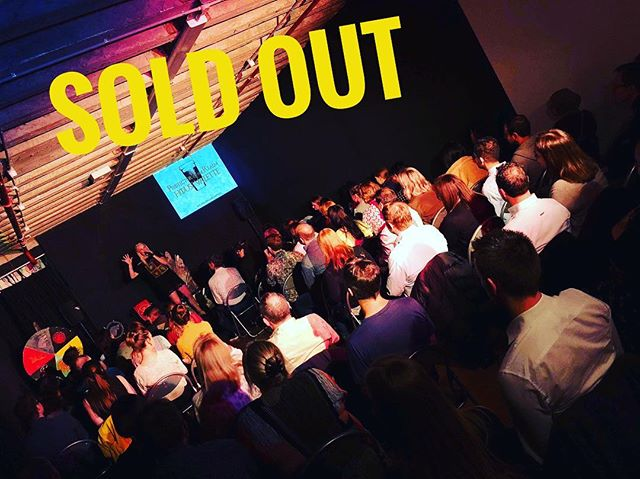 Last night we sold out! Tickets still available for tonight and tomorrow then it's all over! 🐺Tonight we have the incredible Rose Callaghan, Jack O'Reilly, Roland Lewis and Brenna Glazebrook duking it out for the win!!