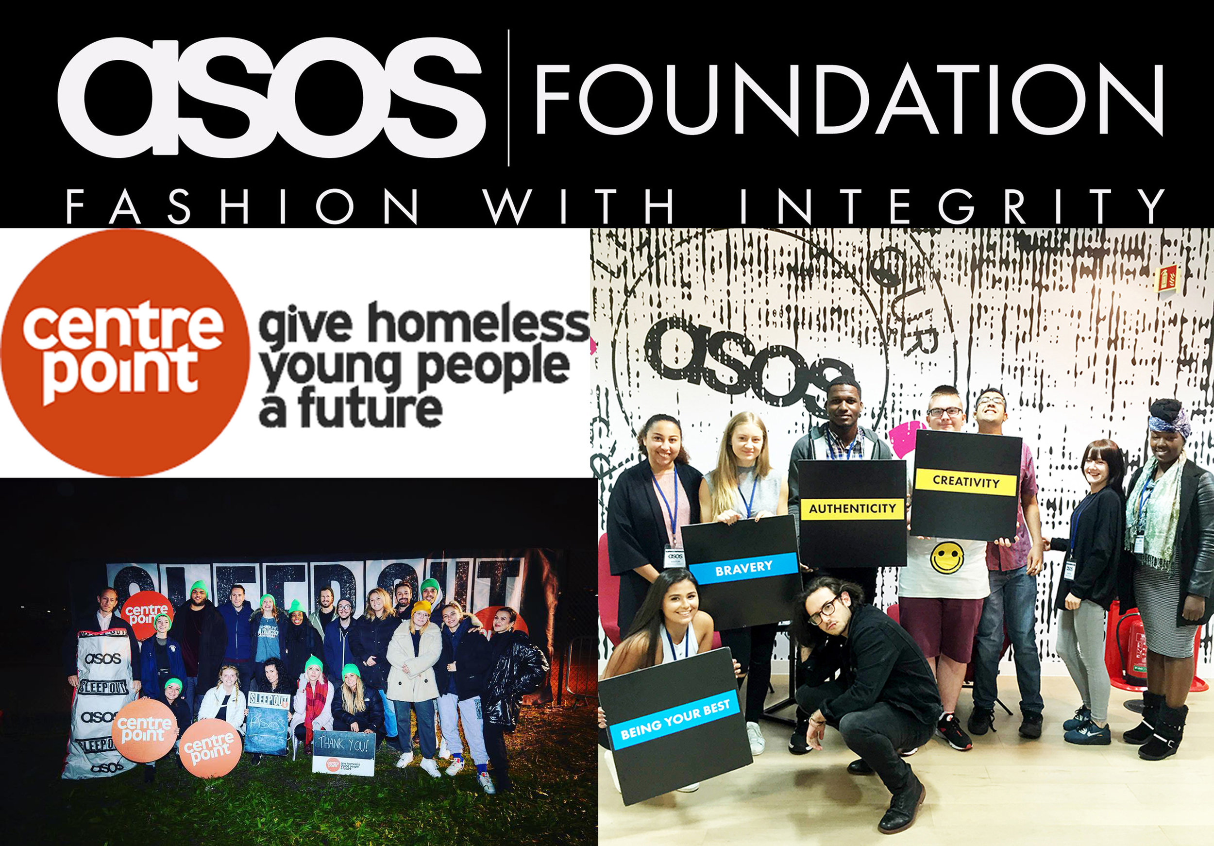 Sep 1st, 2018  We care about being kind to our planet and the people who live here, and we believe in doing as much as we can to help those in need. As an independent supplier brand, we make regular donations to charity, and this year we've donated over 900 watches and sunglasses to ASOS FOUNDATION!  Click on the image to check out more about this amazing organisation!