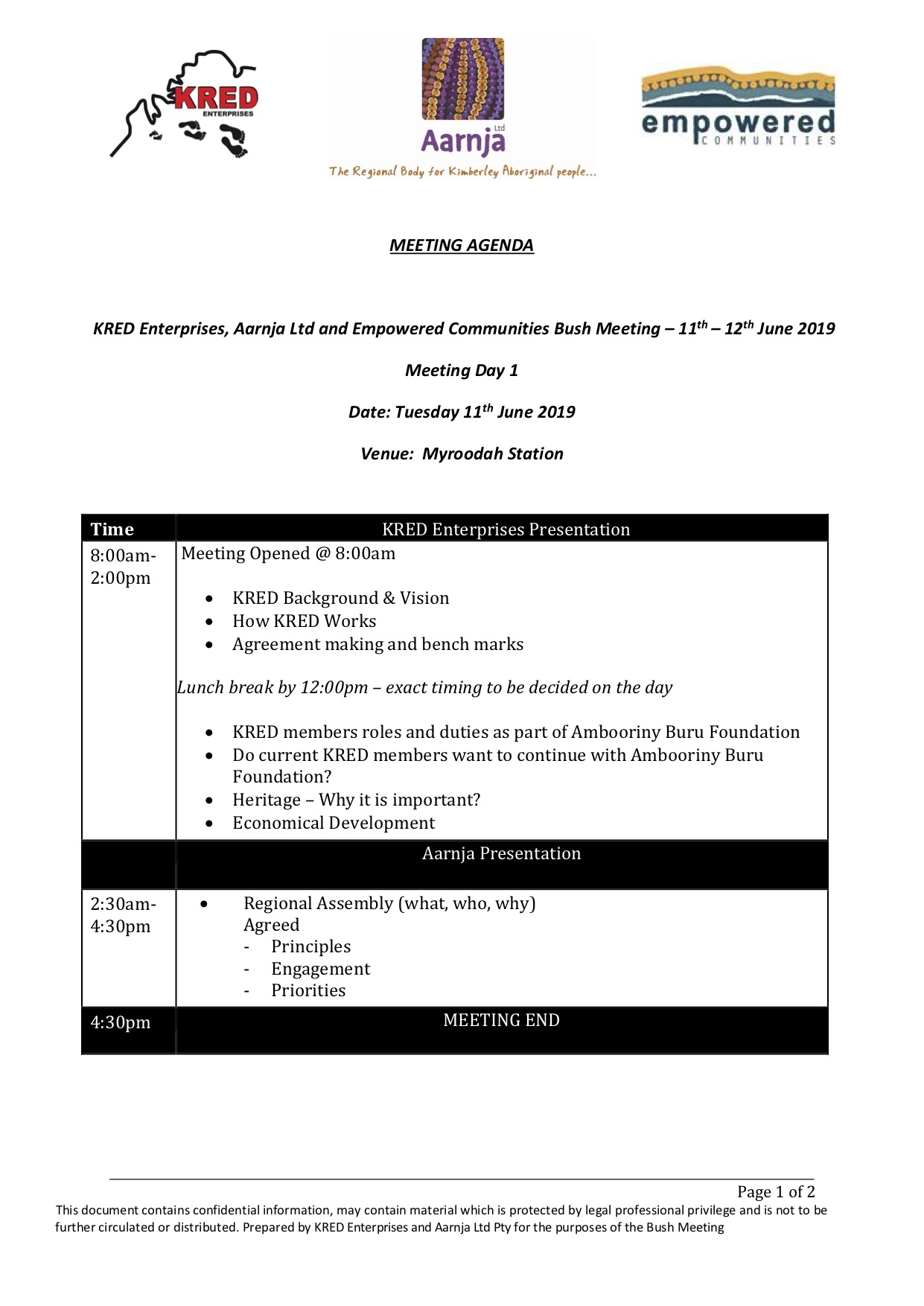 1 KRED  Aarnja Bush Meeting - Agenda - Final.jpg