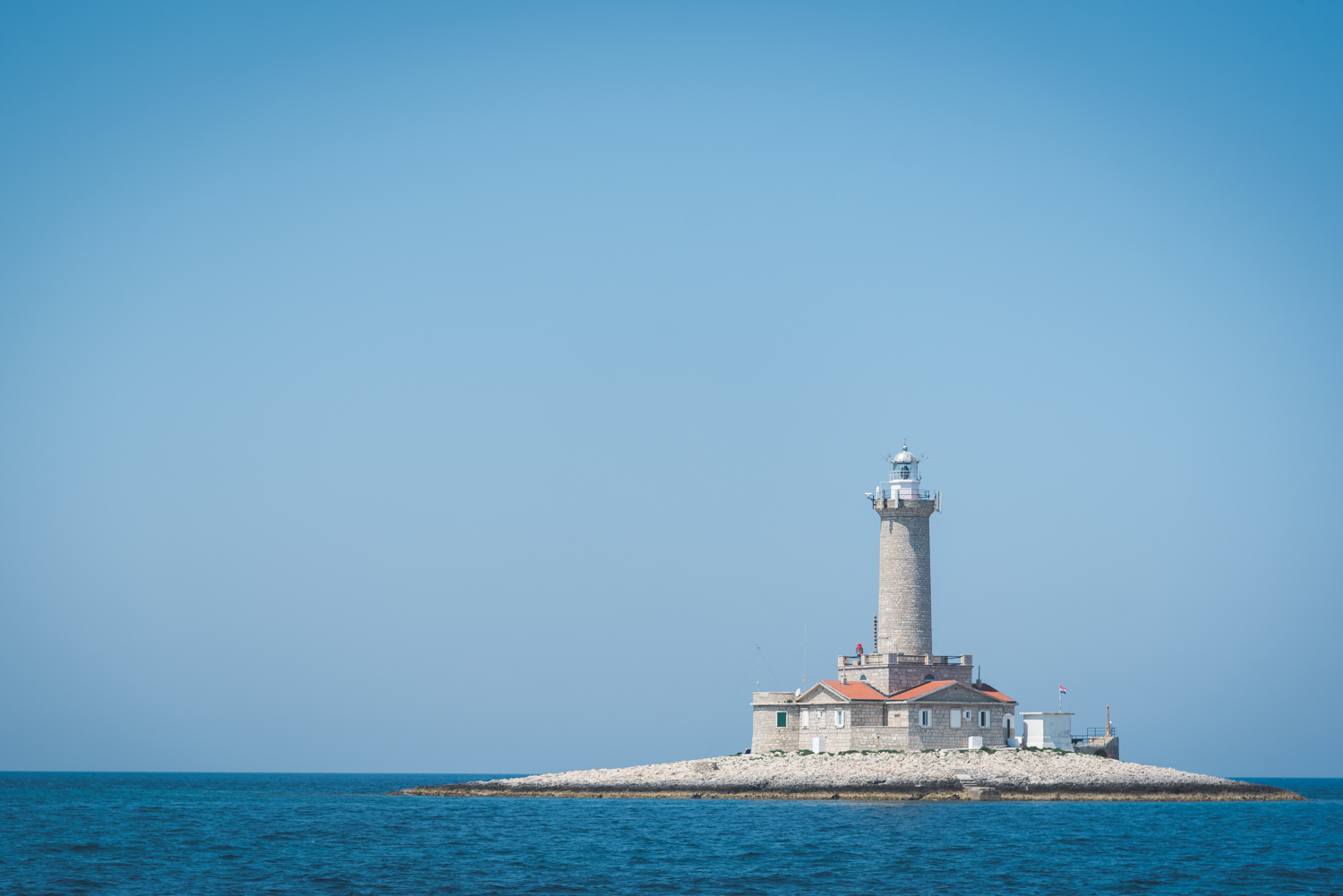 Istria's Lighthouse