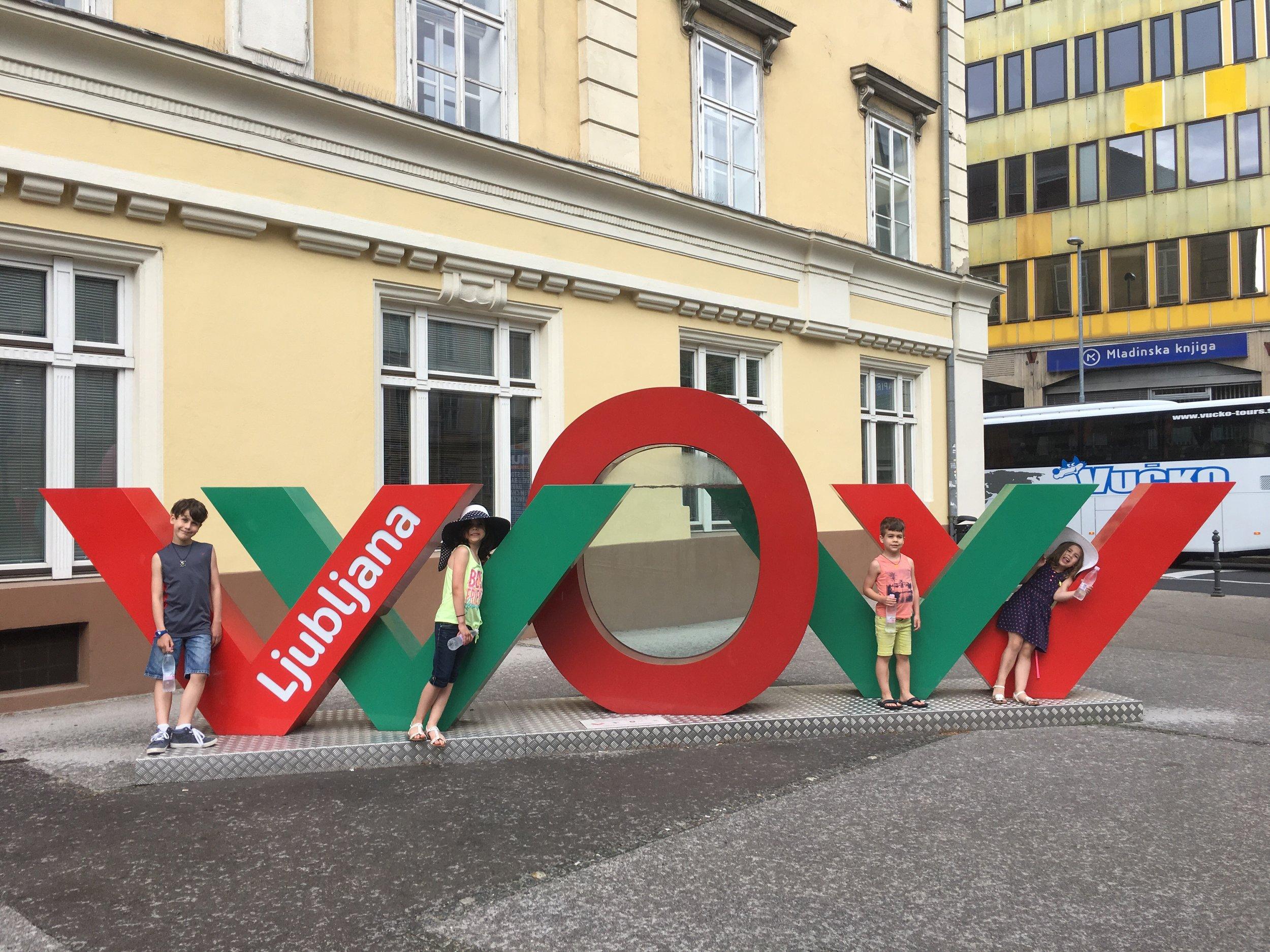 WOW, Ljubljana
