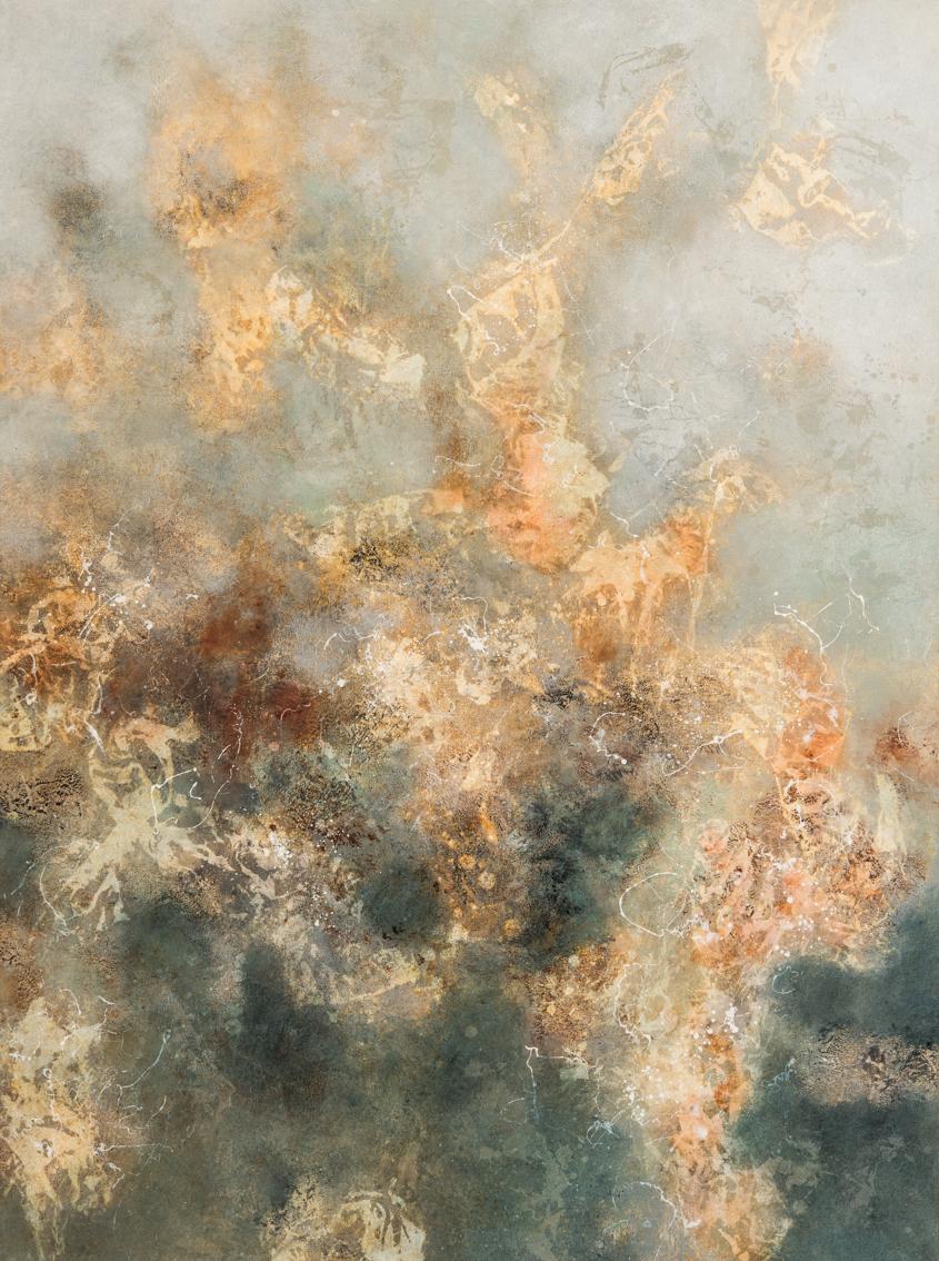 Liminal Phenomena III, oil on canvas, 160 x 120cm