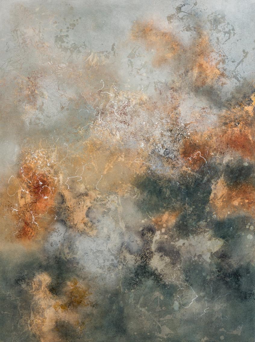 Liminal Phenomena IV, oil on canvas, 160 x 120cm