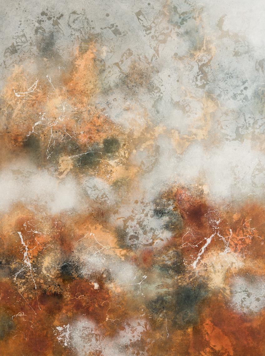 Liminal Phenomena V, oil on canvas, 160 x 120cm