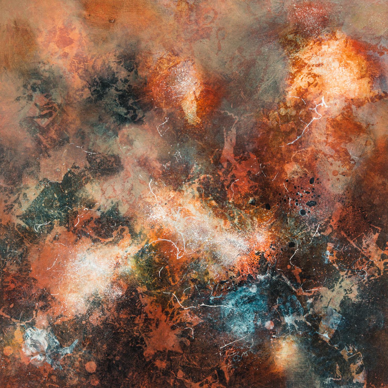 12_Ione Parkin RWA,Dark Fusion I, oil on canvas, 76x76cm.jpg