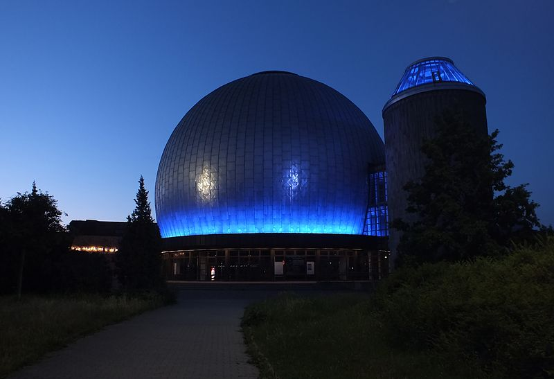 - The Zeiss-Gross Planetarium, Berlin