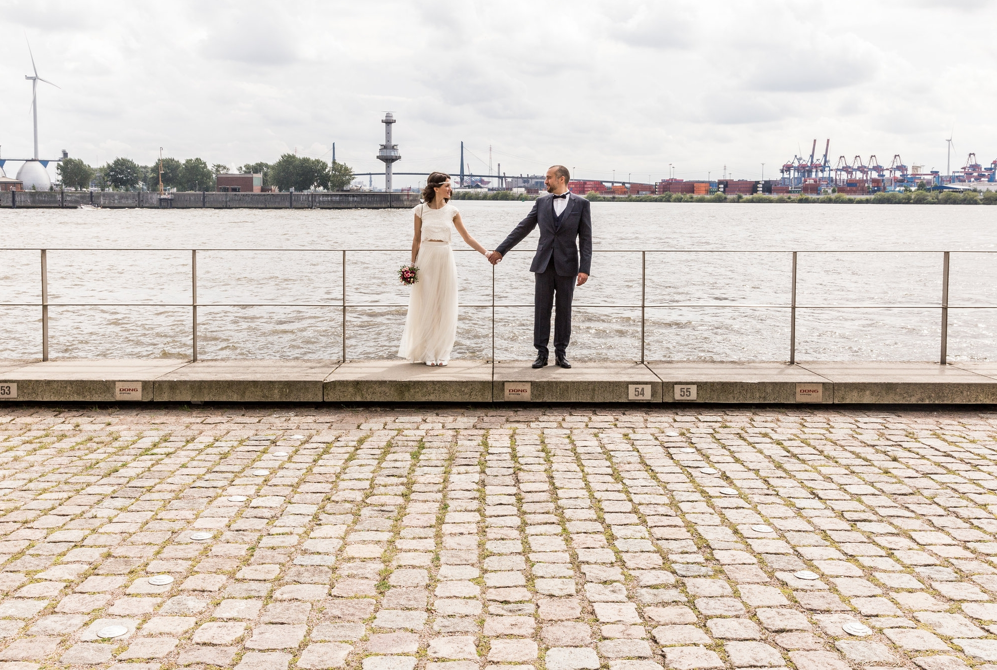 TORO DE PUCARÁ EN FRANCAIS - A Peruvian French wedding in Hamburg