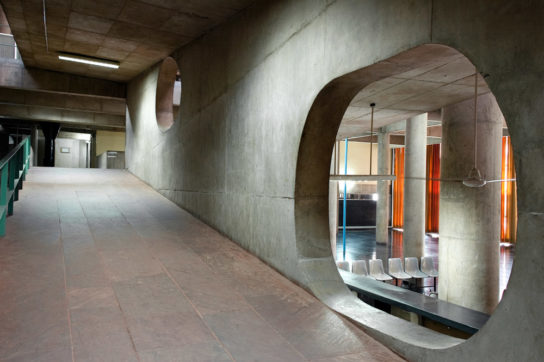 archaic_Chandigarh Assembly | Le Corbusier19