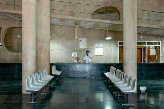 archaic_Chandigarh Assembly | Le Corbusier21