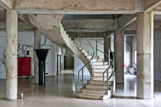 archaic_Chandigarh Assembly | Le Corbusier22