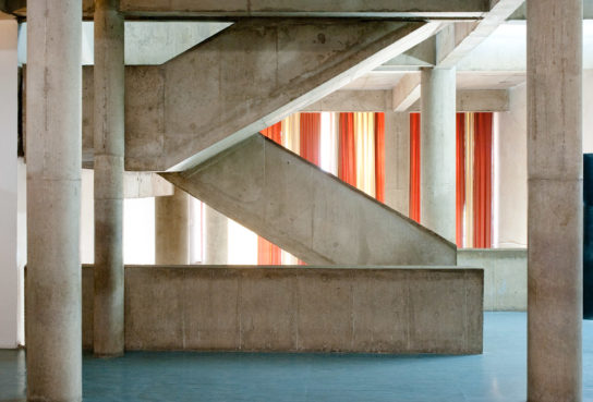 archaic_Chandigarh Assembly | Le Corbusier24