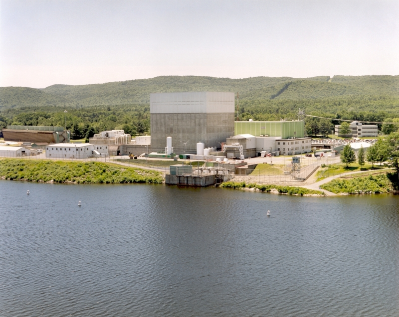 Vermont Yankee Nuclear Power Plant    Wikimedia Commons- Nuclear Regulatory Commission