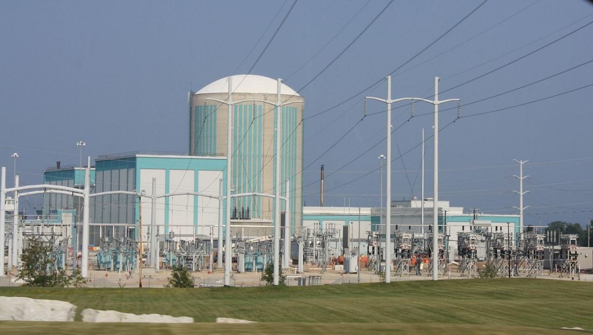 Kewaunee Power Station - Wikipedia by  RoyalBroil
