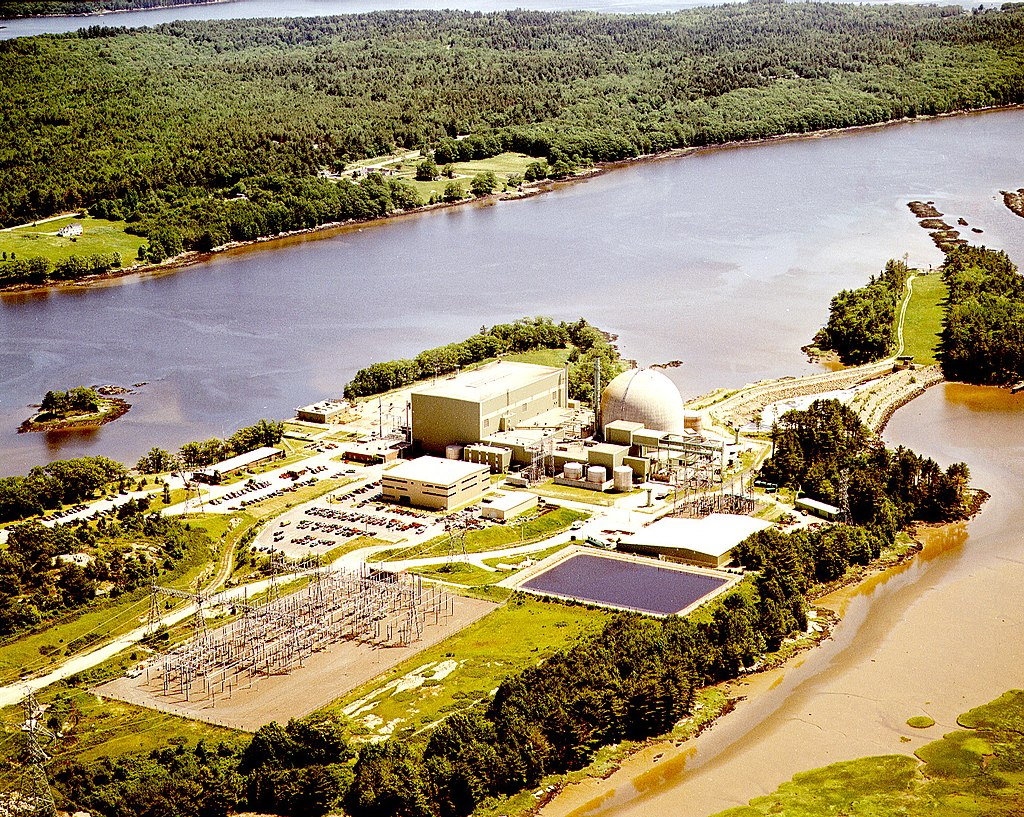 Maine Yankee Nuclear Power Plant - Wikipedia,  The Nuclear Regulatory Commission