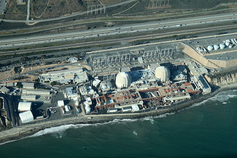 San Onofre Nuclear Generating Station -  Wikimedia