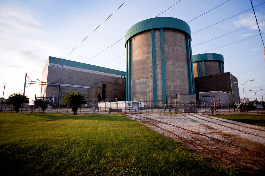 Zion Nuclear Power Station-  Inside Climate News  by Energy Solutions