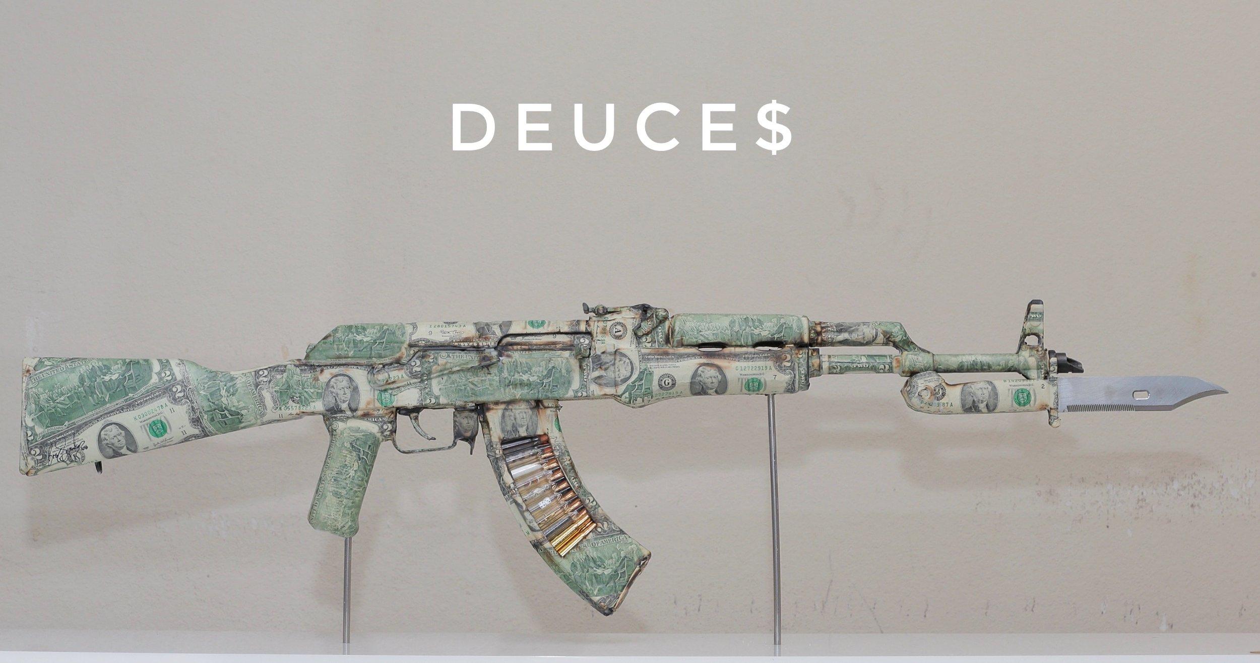 DEUCES