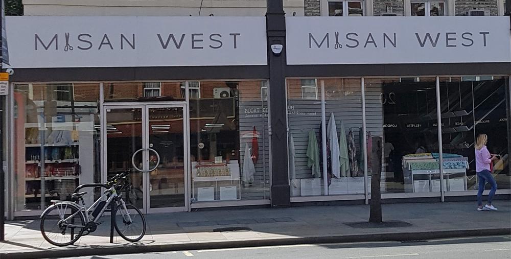 Misan store exterior