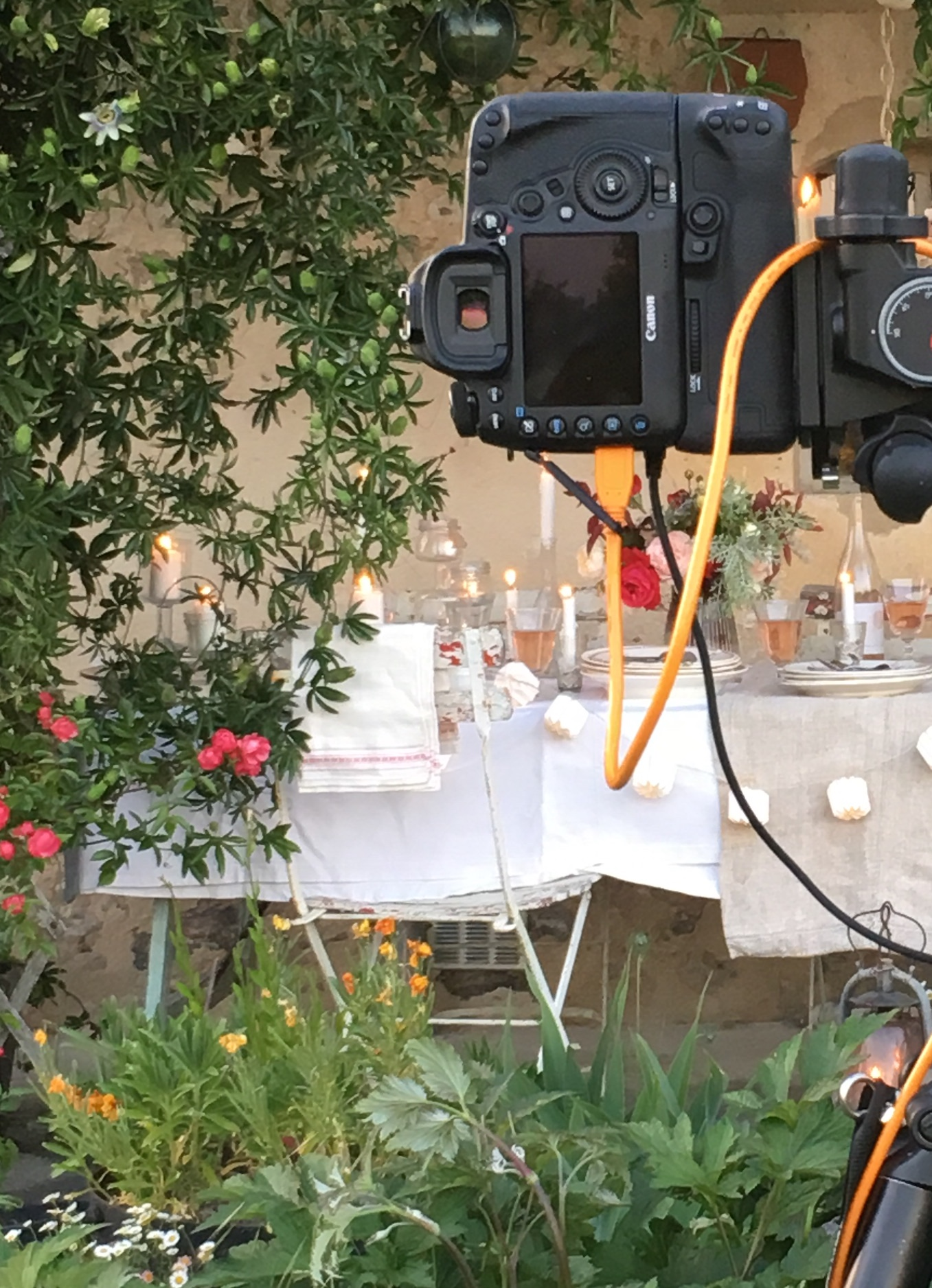 Food styling, behind the scenes - A 6 week online course