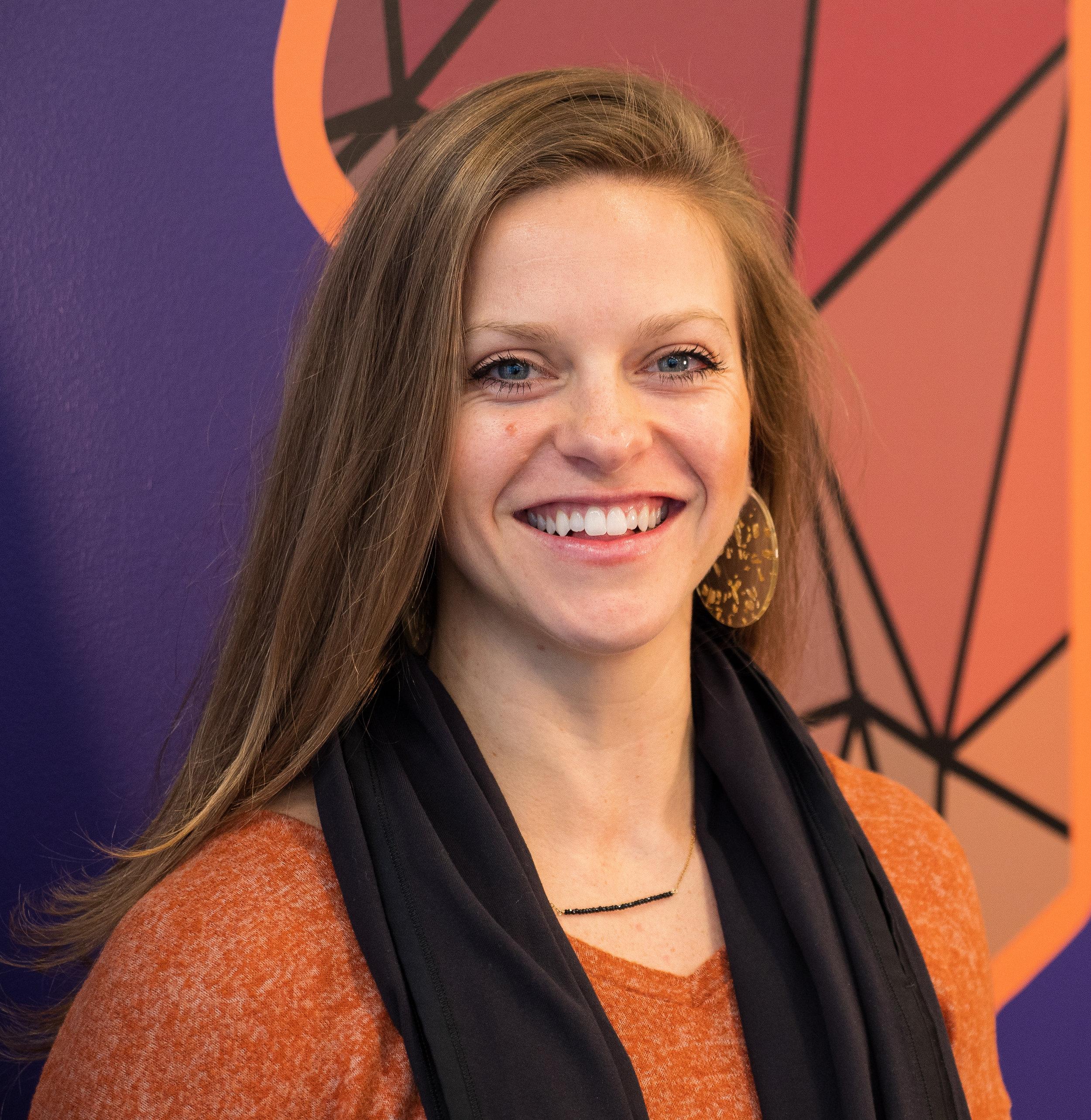 Stacey Krug  Client Success Director