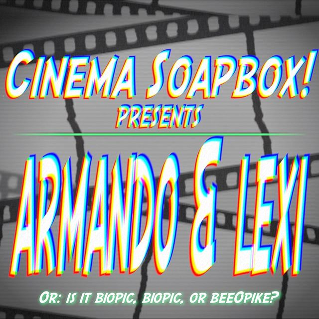 Have you heard the latest episode of the @cinema_soapbox podcast? We're trying to make our friends more famous than us.  IG: LINK IN BIO! FB: https://soundcloud.com/cinemasoapbox/biopic  #movies #film #cinema #podcast #cinemasoapbox #armando #theheroweneed #nottheherowedeserve #lexidoashot #biopic #rocketman #eltonjohn #bohemianrhapsody #freddiemercury