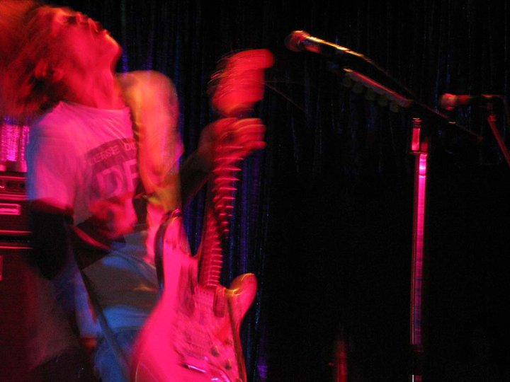 an early century show at Spaceland