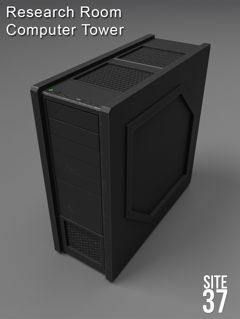 Computer Tower