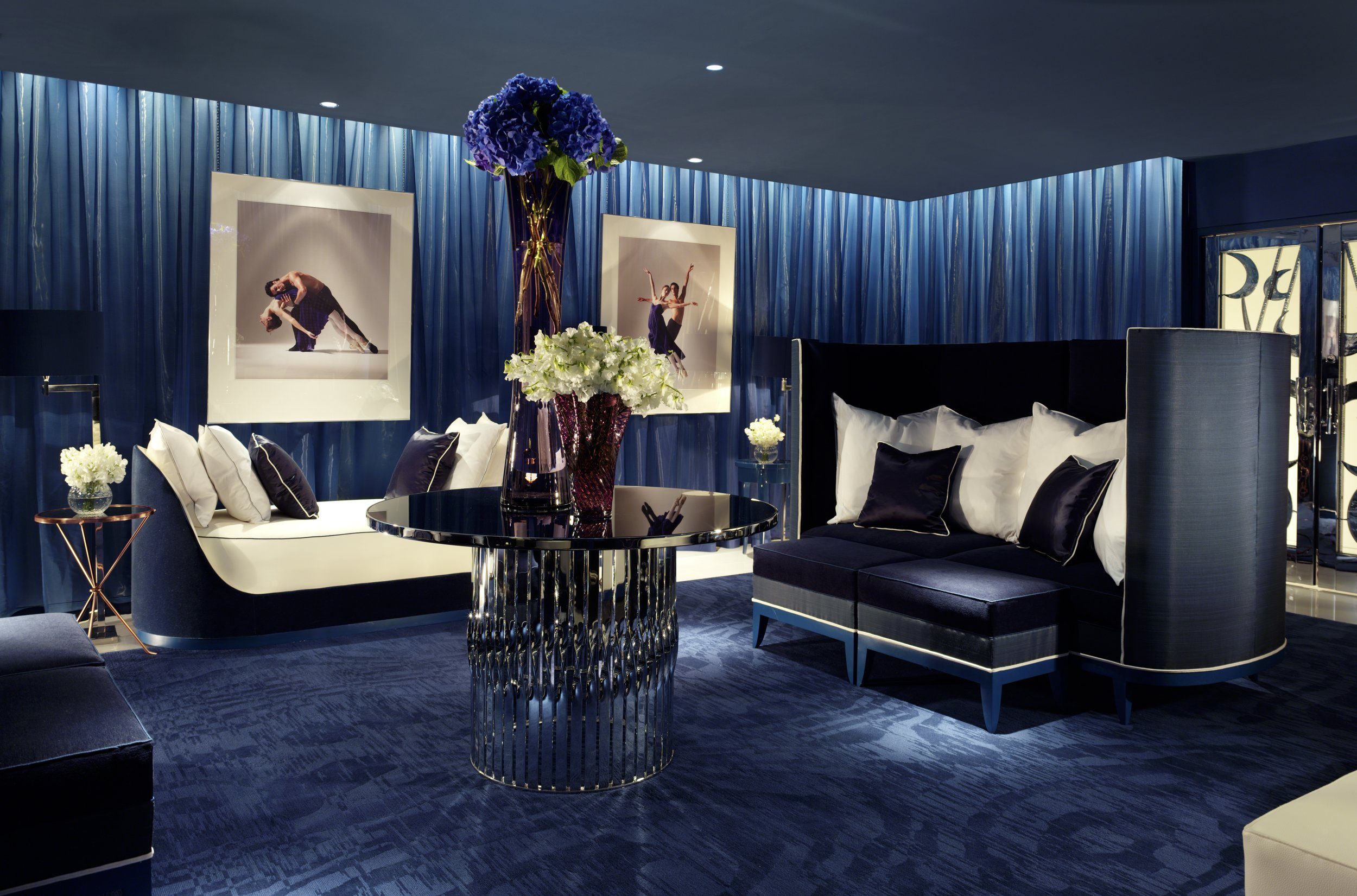 Spa - The Dorchester Spa Relaxation Room