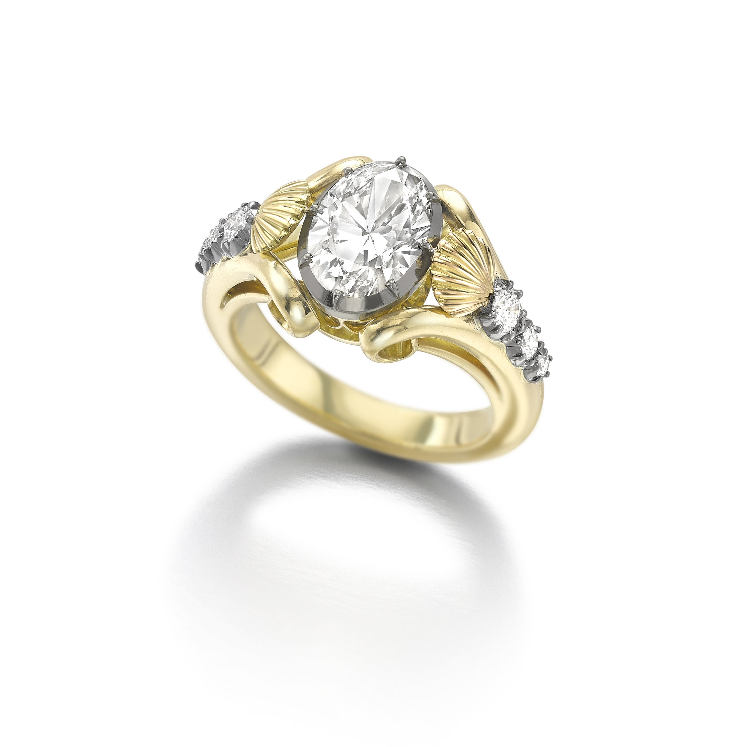 The Little Mermaid Ring