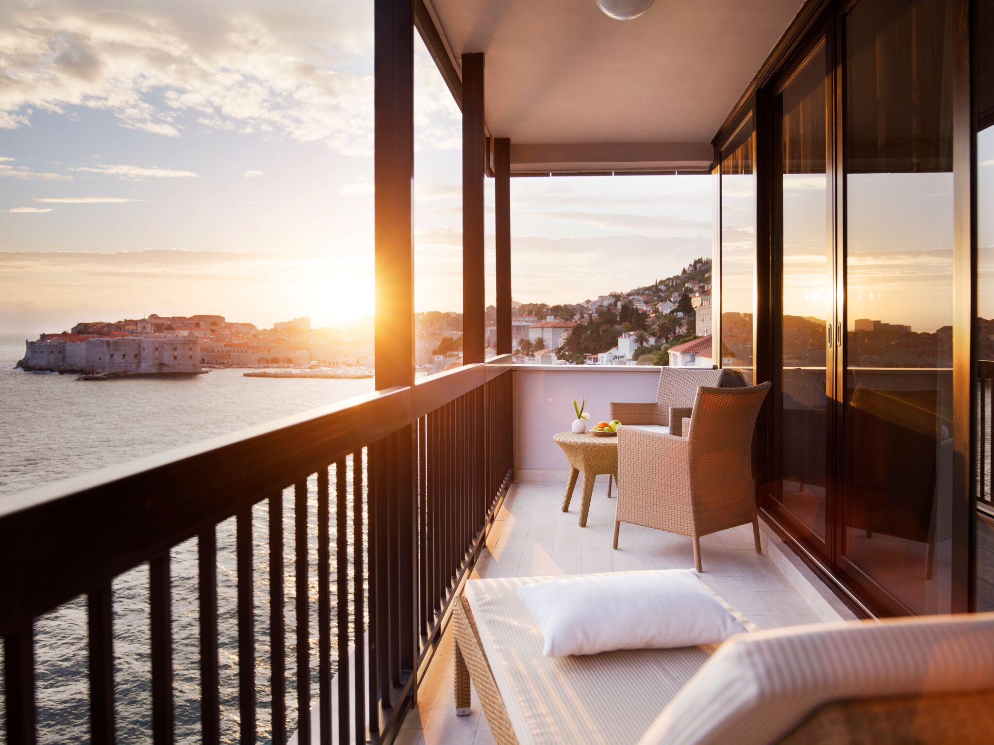 Hotel Excelsior Dubrovnik - Excelsior Suite Balcony