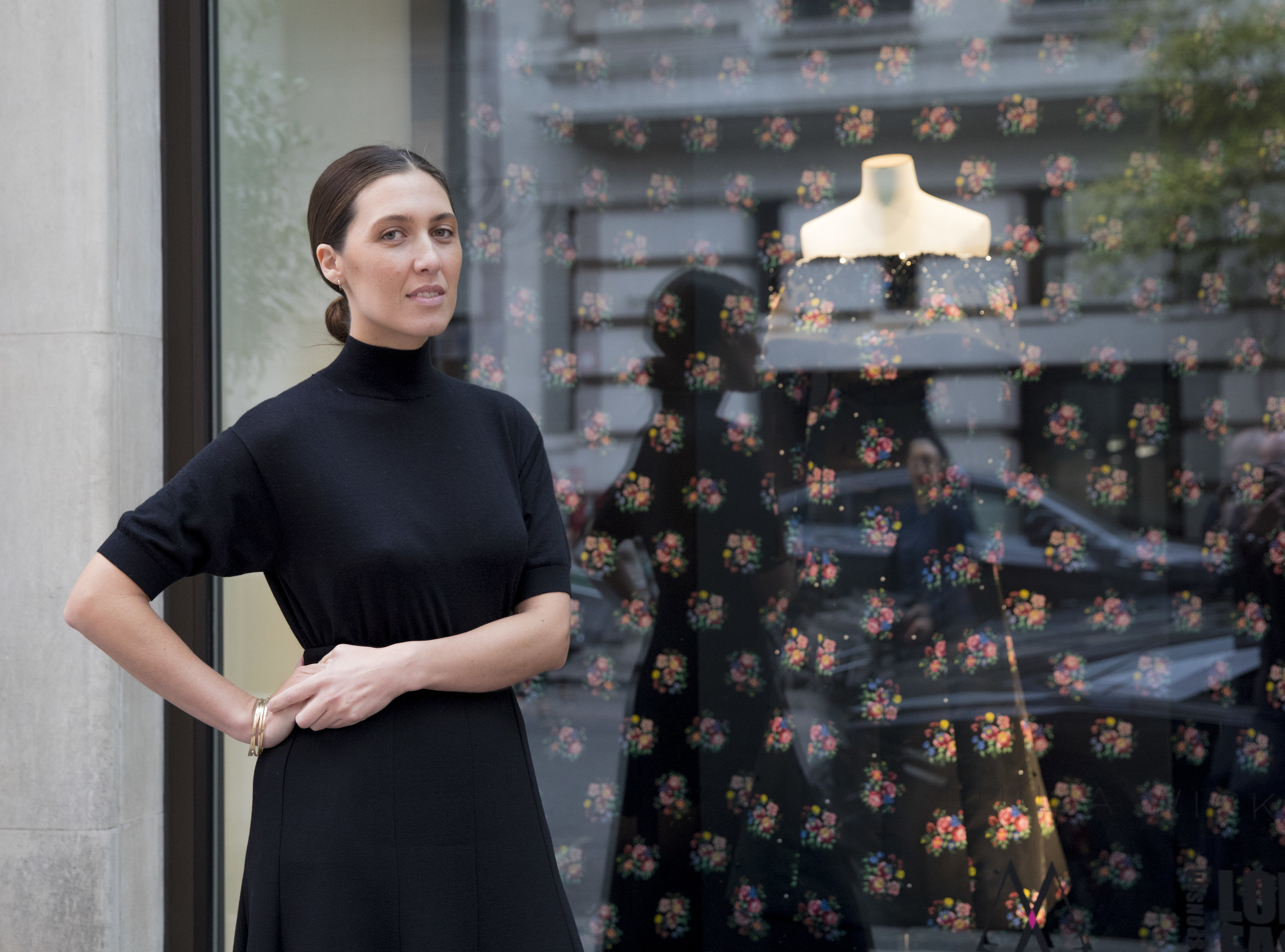 "Jenico Preston, Commercial Director, British Fashion Council said: ""After the success of last year's installation, I have no doubt Emilia's latest execution will excite guests staying at The May Fair Hotel."""
