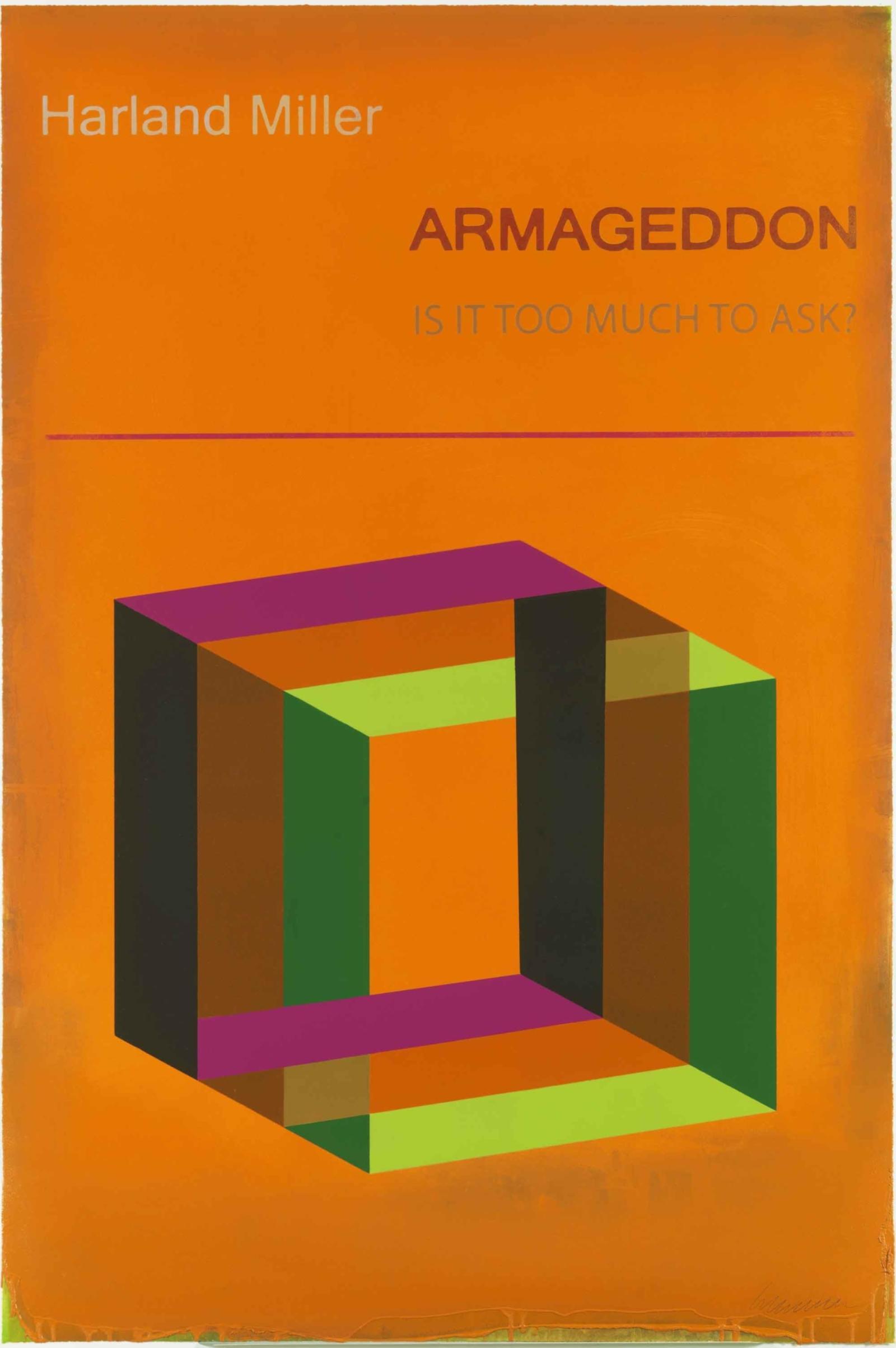 Armageddon - Harland Miller