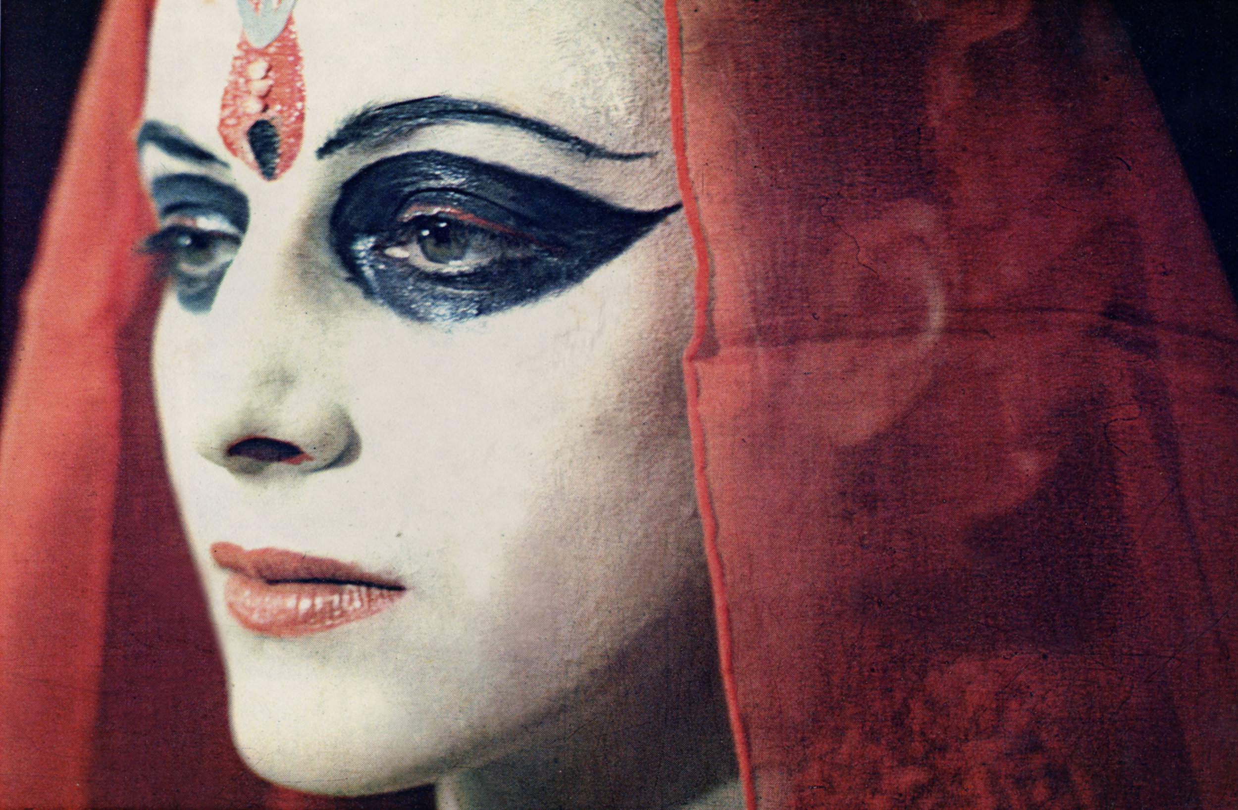 Penny Slinger Penny as Shakti Photo by Nik Douglas, 1976 © Courtesy Richard Saltoun Gallery, London