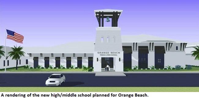Orange Beach Middle School