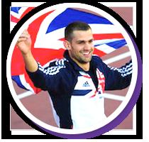 Robbie Grabarz   Team GB High Jumper Robbie Grabarz is the London 2012 Olympic Bronze Medallist and European Champion.