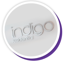 Indigo Residential Estate Agents   Indigo Residential is an estate agency with locations in the heart of Ampthill and Luton. The team at Indigo Residential have a unique insight into the property market and are committed to 'Delivering results through Excellence'.