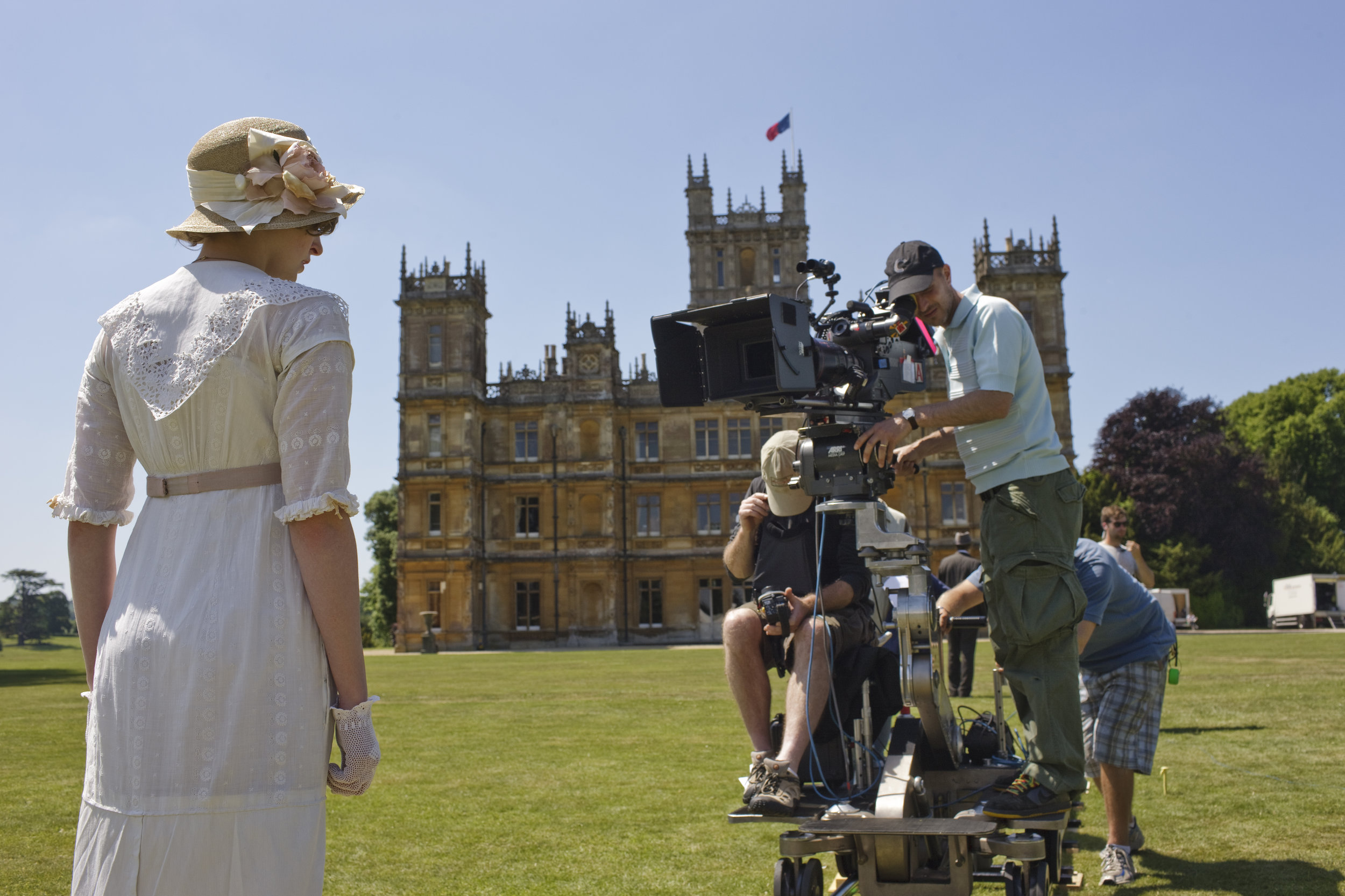 Downton Abbey at Highclere