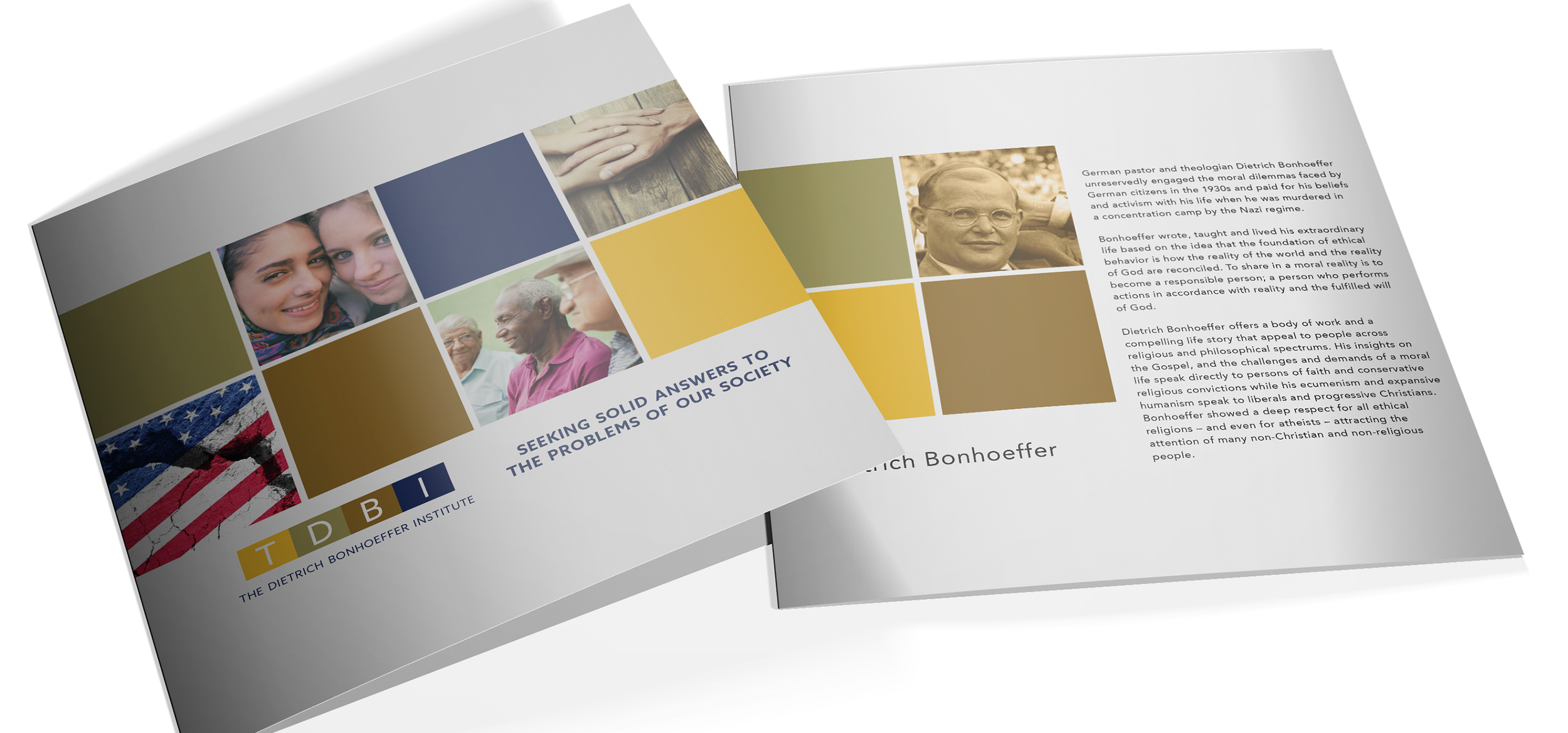The Dietrich Bonhoeffer Institute: Capabilities Brochure